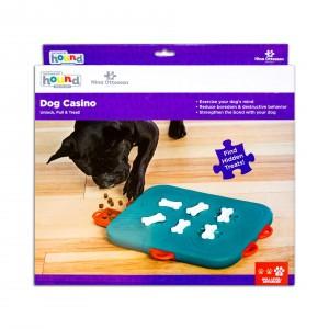Nina Ottenson Dog Casino Turquoise