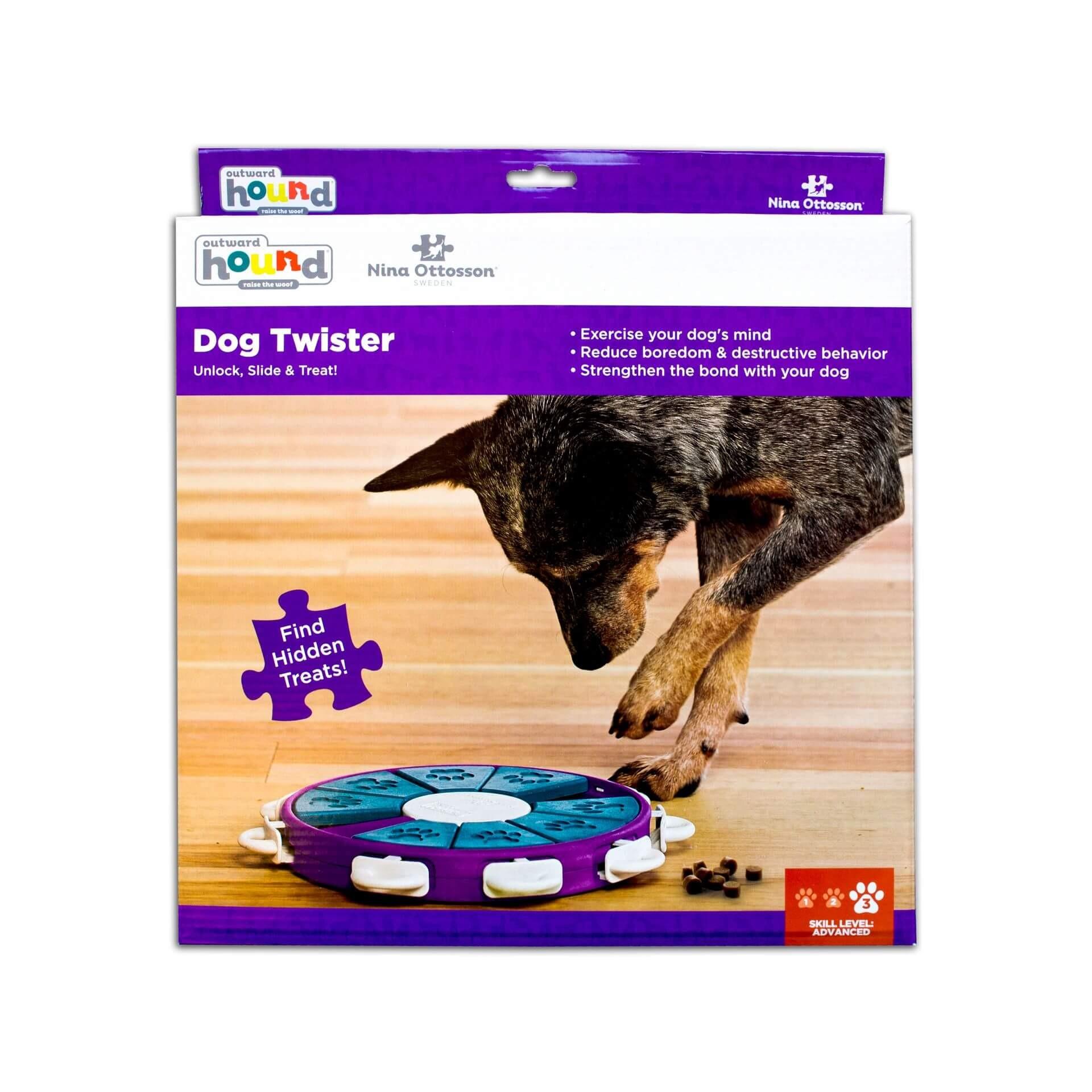 Nina Ottenson Dog Twister Purple