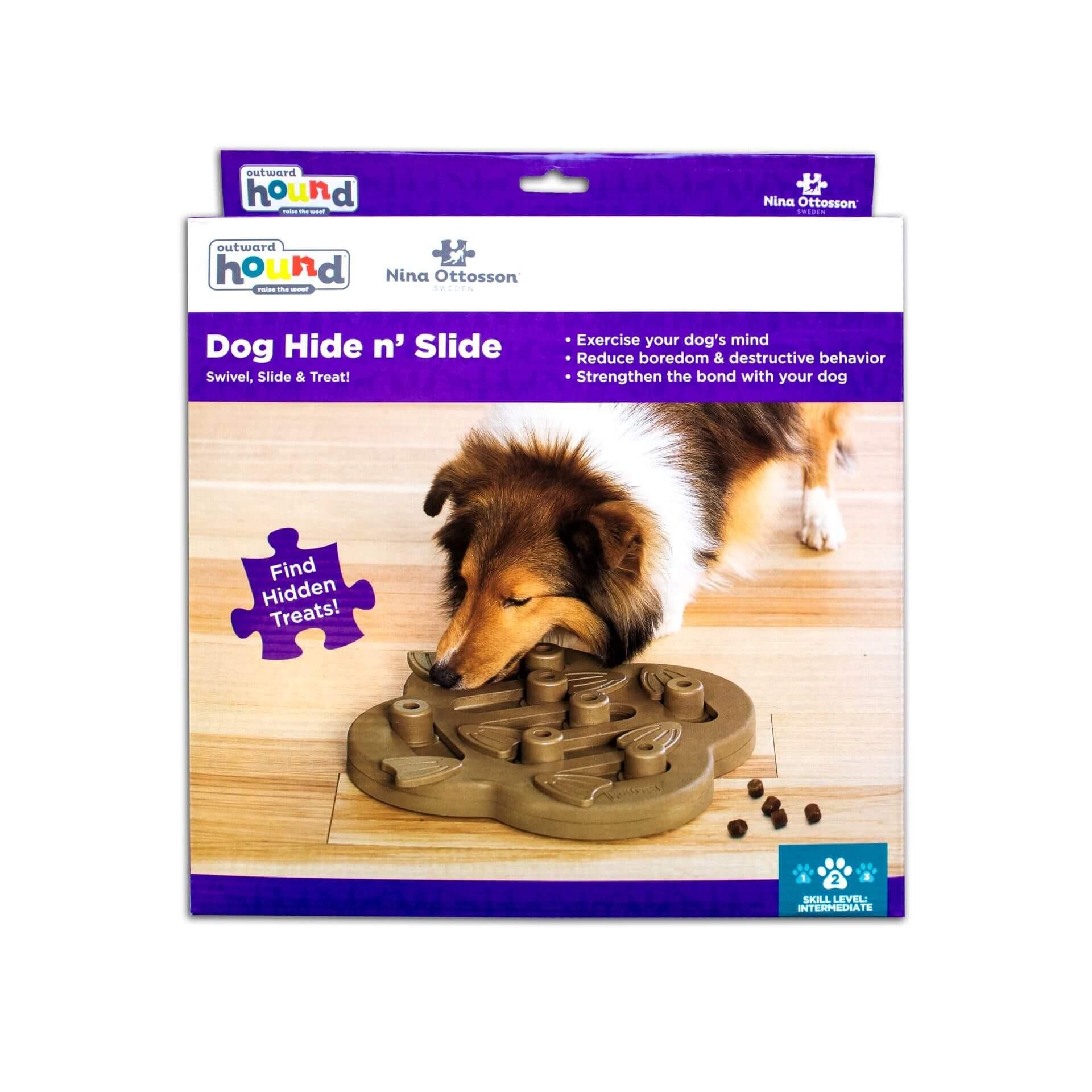 Nina Ottenson Dog Hide N Slide Composite
