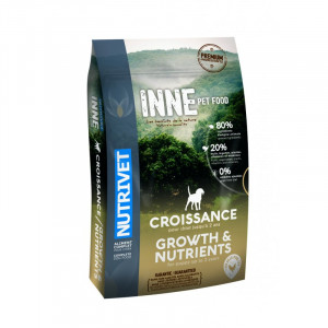 Nutrivet Inne Dog Growth hondenvoer 12 kg