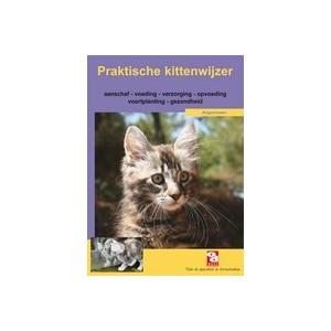 Informatieboekje Praktische Kittenwijzer Per stuk