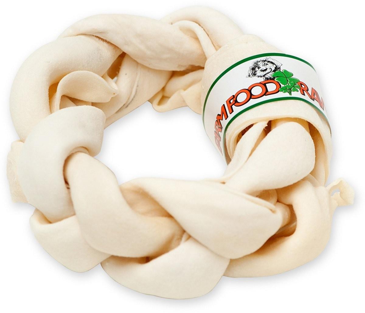 Farm food Dental Braided Donut