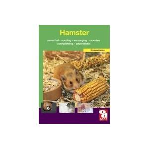 Informatieboekje Hamster Per stuk