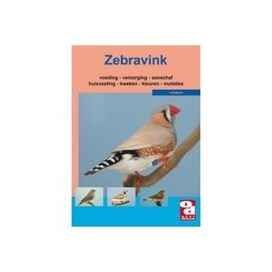 Informatieboekje Zebravink Per stuk