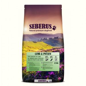 Seberus Lamb & Potato - natuurlijk graanvrij hondenvoer