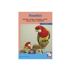 Informatieboekje Rosella`s Per stuk