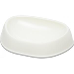 Afbeelding Voer- en drinkbak Exqi wit voor de kat 200 ml