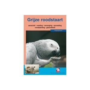 Informatieboekje Grijze Roodstaart Per stuk