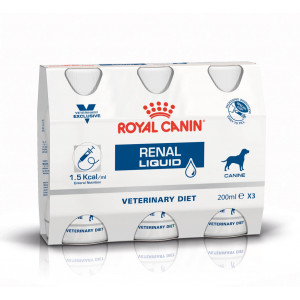 Royal Canin Veterinary Diet Renal Liquid Hond