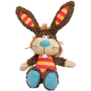 Roger Rabbit Pluche Hondenspeelgoed 28 cm Per stuk