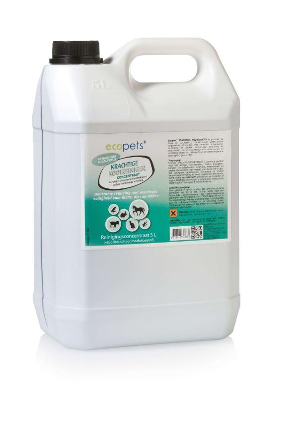 Ecopets Krachtige Kooireiniger 5 liter