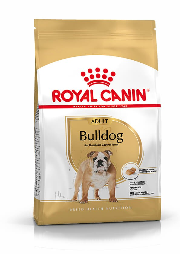 Royal Canin Adult Bulldog hondenvoer