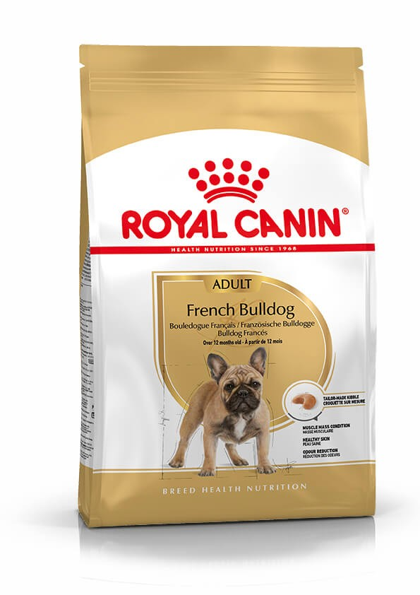 Royal Canin Adult Franse Bulldog hondenvoer