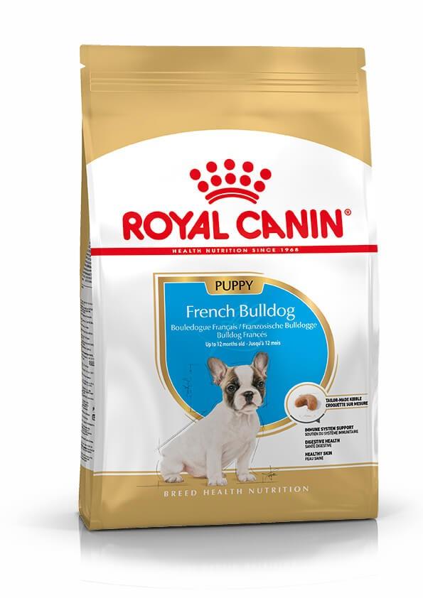 Royal Canin Puppy Franse Bulldog hondenvoer