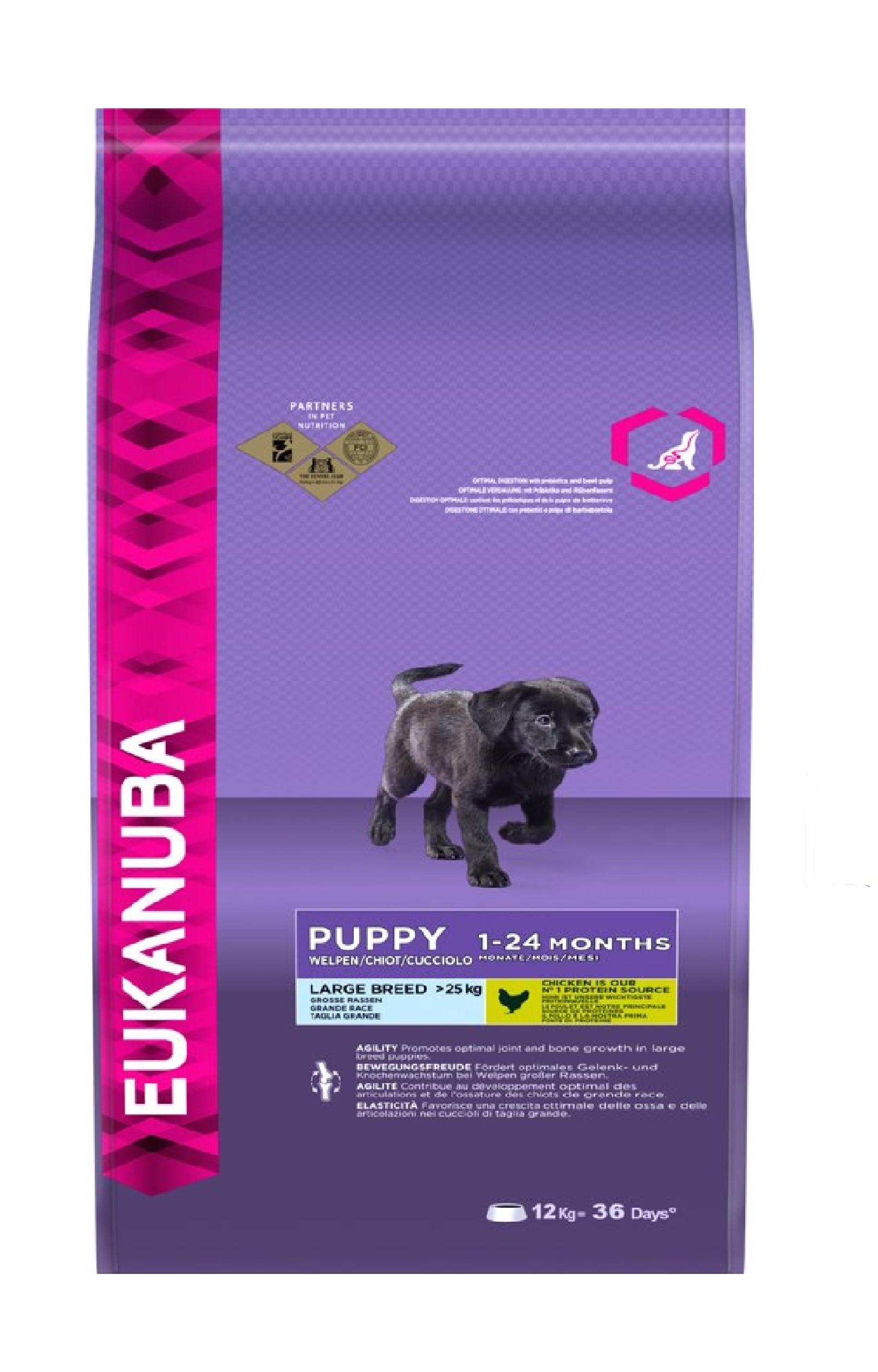 Eukanuba Puppy Large Breed hondenvoer