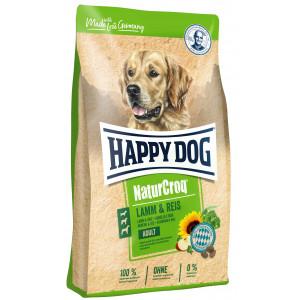 Happy Dog NaturCroq Lam & Rijst Hondenvoer