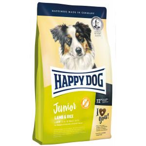 Happy Dog Supreme Junior Lam & Rijst hondenvoer