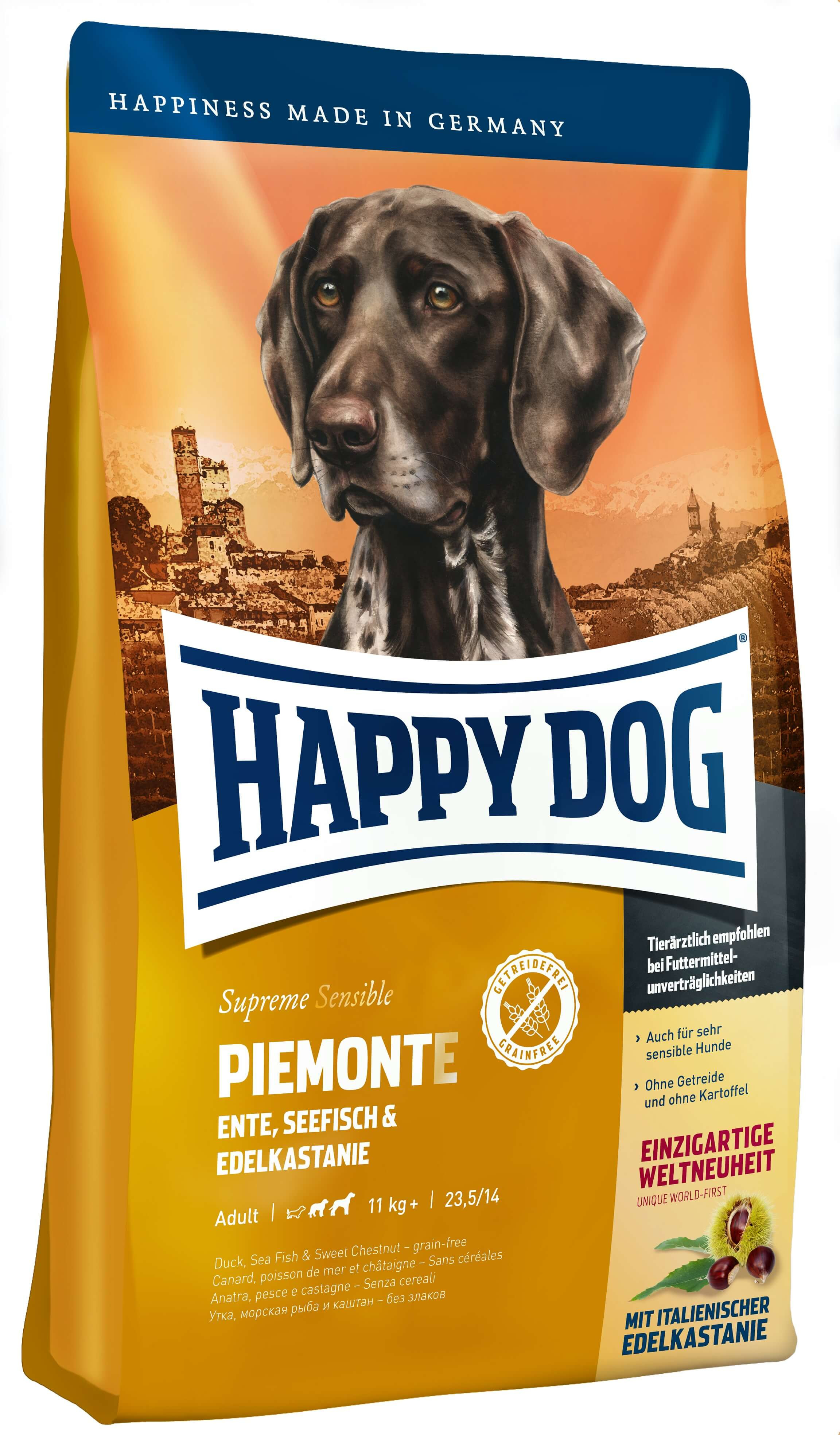 Happy Dog Supreme Sensible Piemonte hondenvoer