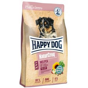 Afbeelding Happy Dog NaturCroq Puppy - 15 kg door Brekz.nl