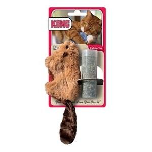 Kong Catnip Toy Beaver Per stuk