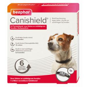 Beaphar Canishield Halsband Hond klein/middelgroot 3 stuks