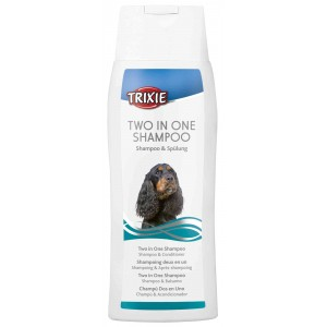 Trixie Shampoo 2-in-1 voor de hond 250 ml 2 x 250 ml