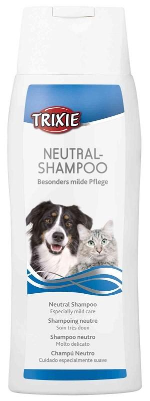 Neutraal Shampoo 250ml voor de hond en kat
