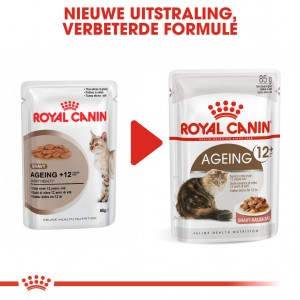 Royal Canin Pouch Ageing +12 kattenvoer
