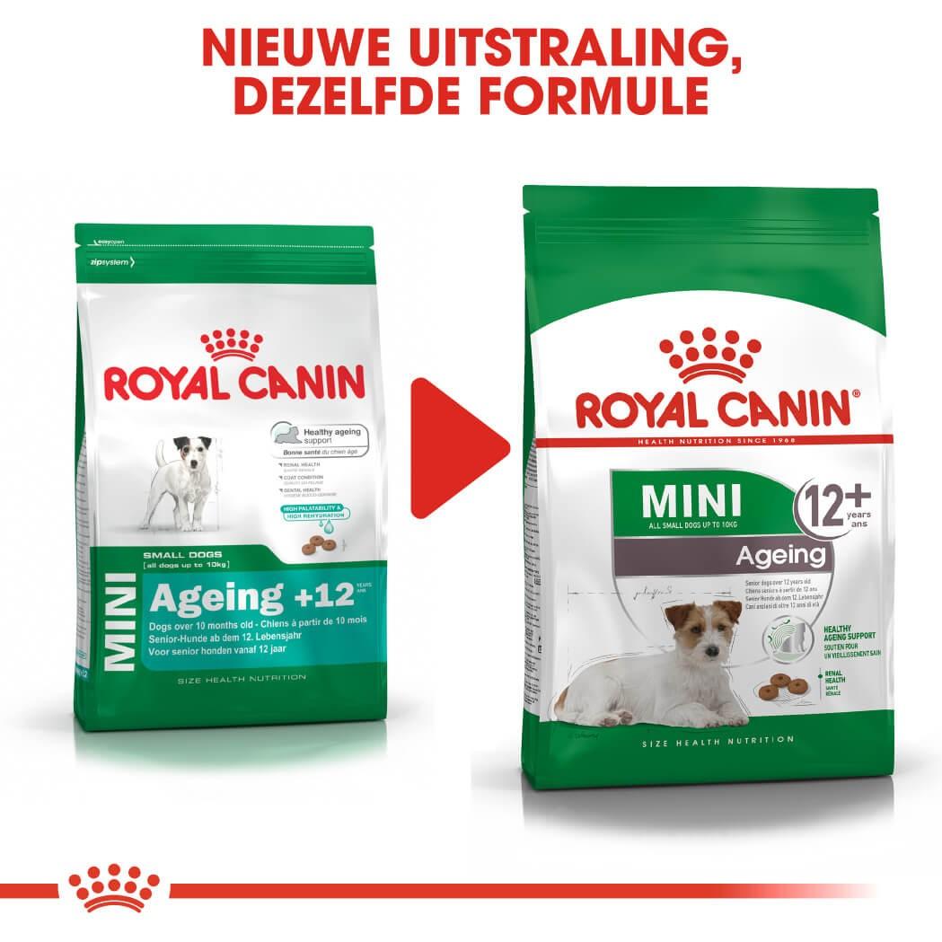 Royal Canin Mini Ageing 12+ hondenvoer
