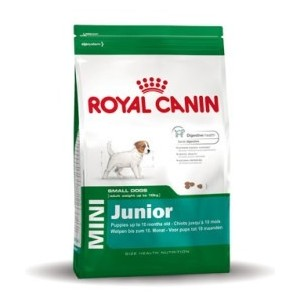 Royal Canin Mini junior Hondenvoer 4 kg