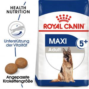Afbeelding Royal Canin Maxi Adult 5+ hondenvoer 4 kg door Brekz.nl