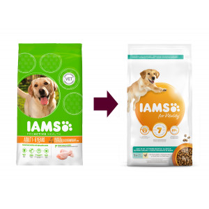 Iams Adult Light hondenvoer