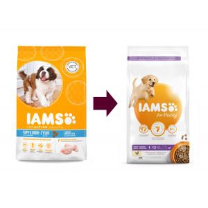 Iams Puppy & Junior Small/Medium hondenvoer