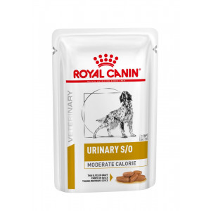 Royal Canin Urinary S/O Moderate Calorie Pouch 100 gr hond