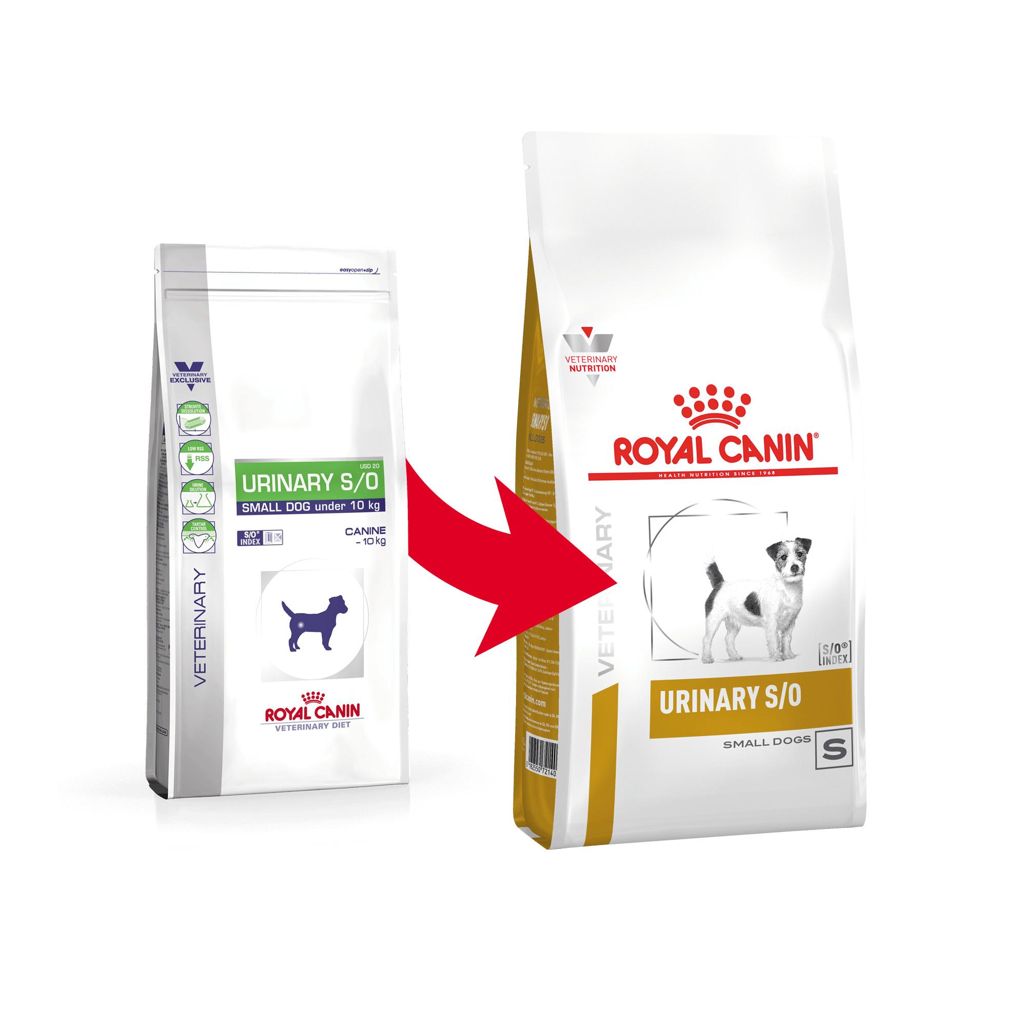 Royal Canin Urinary S/O Small Dog hondenvoer