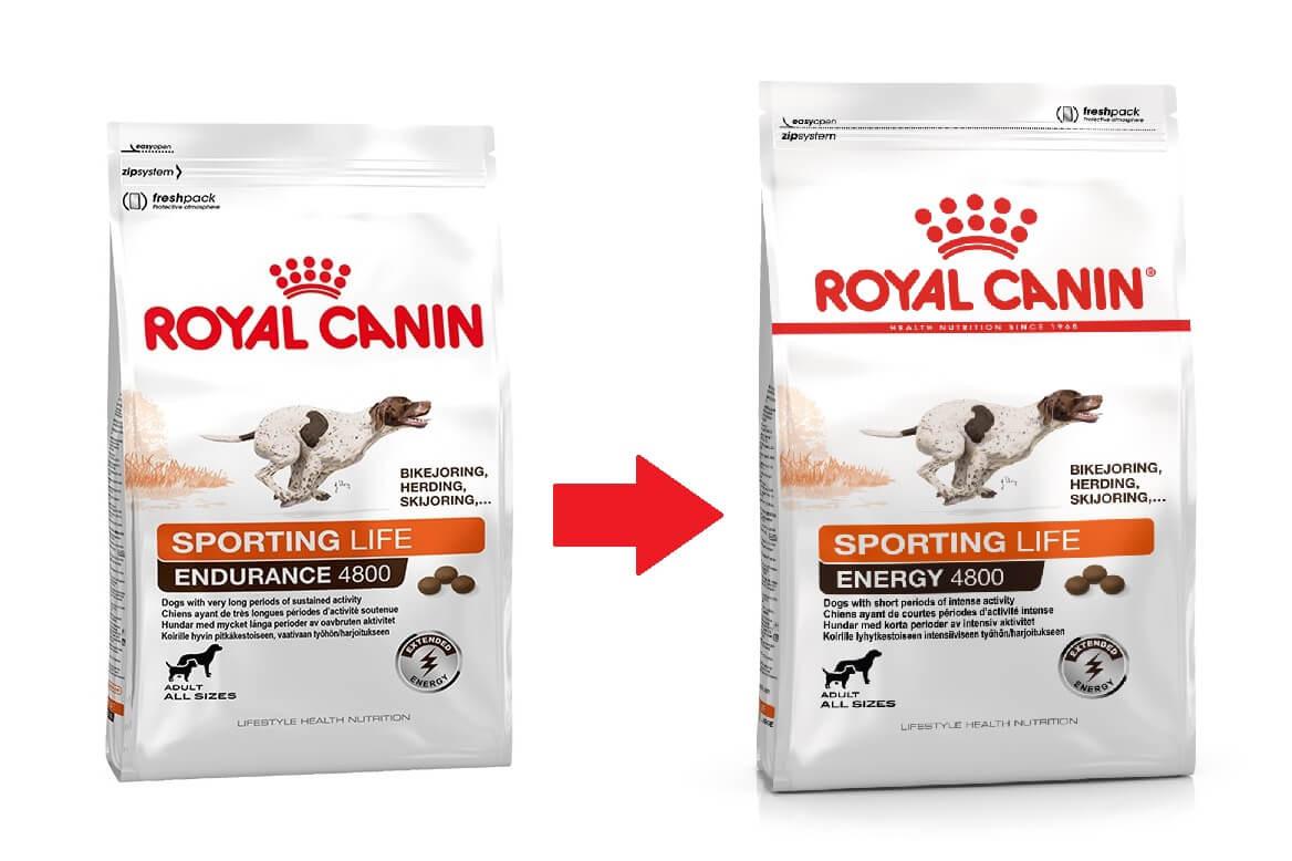 Royal Canin Sporting Life Endurance 4800 hondenvoer
