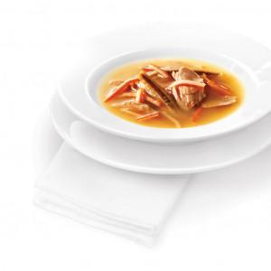 Gourmet Crystal Soup Tonijn & Ansjovis Kattensoep (32x40g)