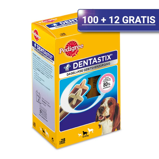 Dentastix Medium hondensnack 10-25 kg