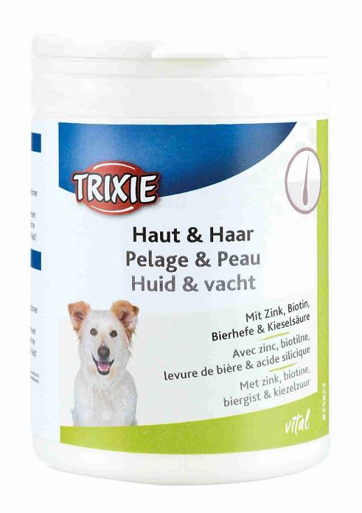 Trixie Huid & Haartabletten voor honden 220 g