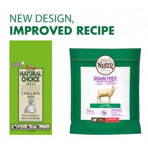 Nutro Choice Mini Lam & Rijst hondenvoer 2 kg