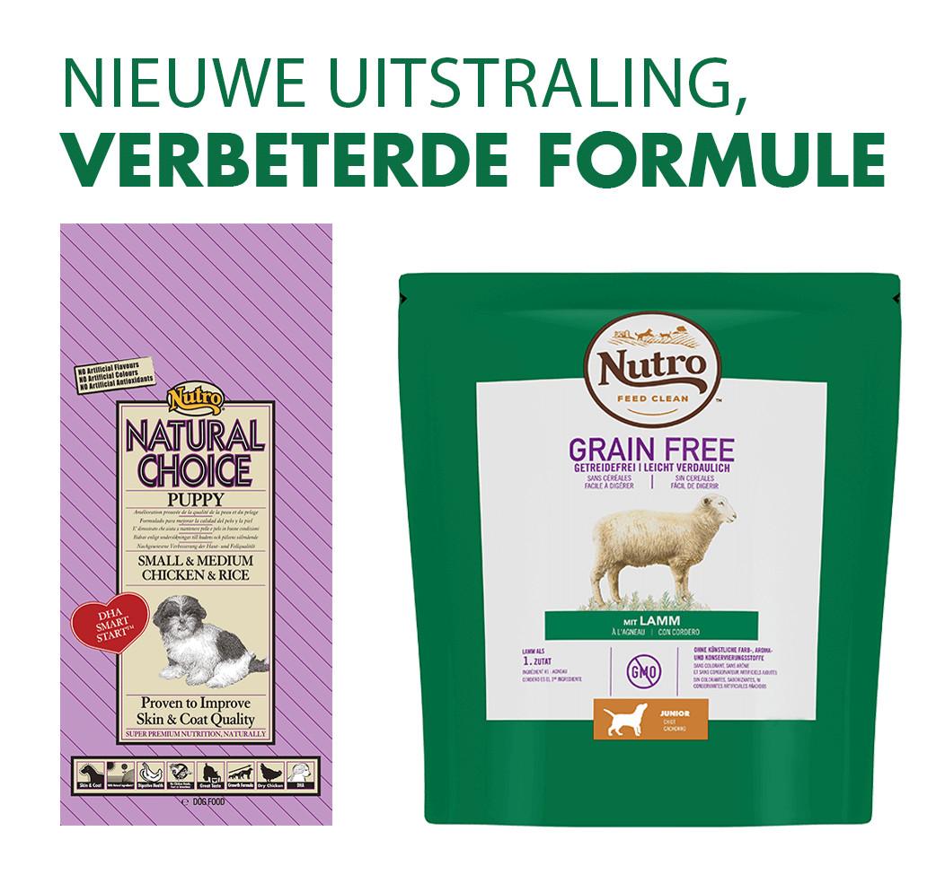 Nutro Choice Puppy Small/Medium hondenvoer