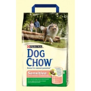Dog Chow Adult Sensitive hondenvoer