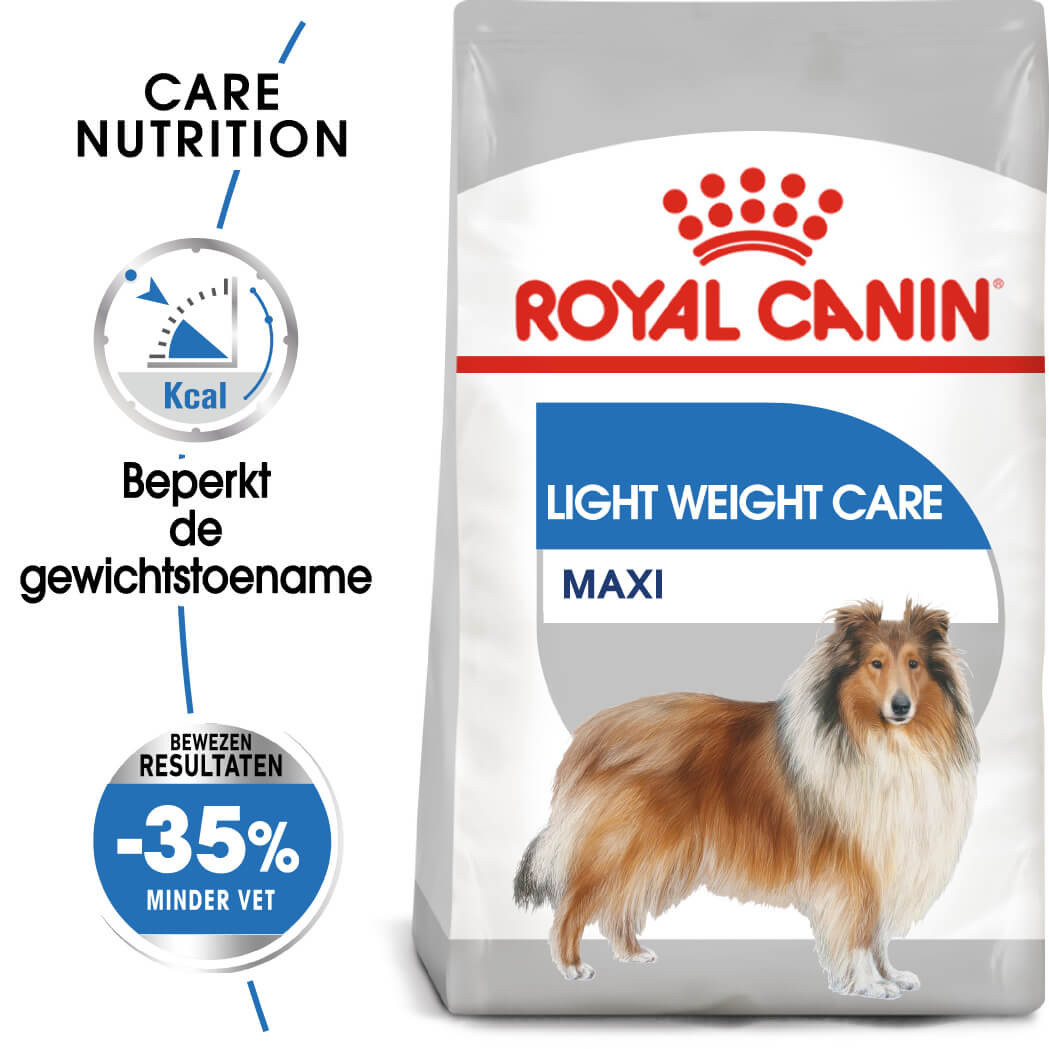 Royal Canin Maxi Light Weight Care hondenvoer