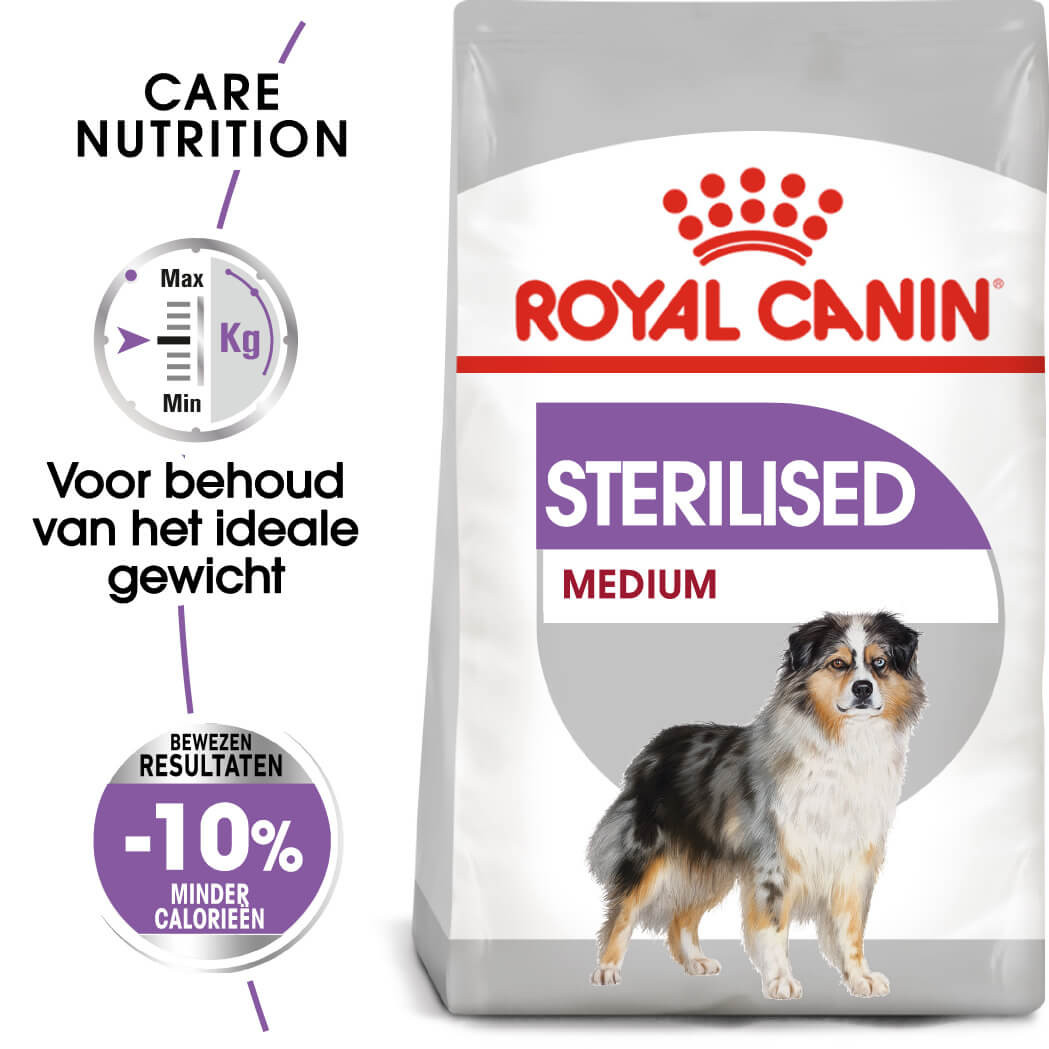 Royal Canin Medium Sterilised hondenvoer