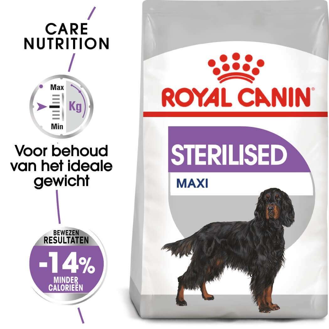 Royal Canin Maxi Sterilised hondenvoer