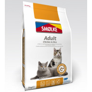 Smølke Adult Chicken&Rice kattenvoer