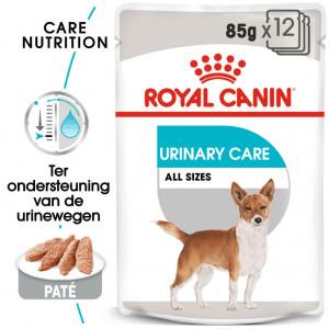 Royal Canin Urinary Care natvoer 4 x (12 x 85 gram)