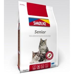 Smølke Senior kattenvoer 2 kg