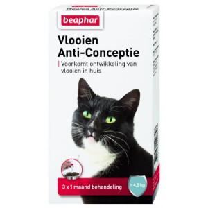 Beaphar Vlooien Anti-Conceptie (4,5 tot 9 kg) kat Per verpakking