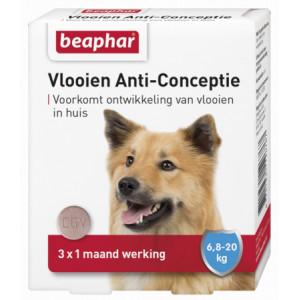 Beaphar Vlooien Anti-Conceptie (6,8 - 20 kg) hond Per verpakking